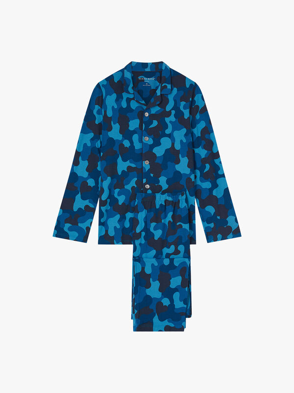 London Jersey Pyjama Set