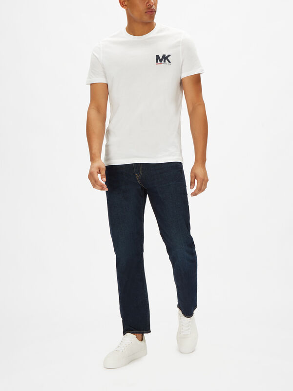 MK Back Print T-Shirt