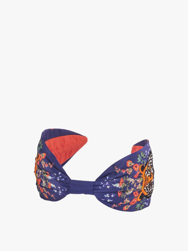 Tiger Embroidered HB (Purple)