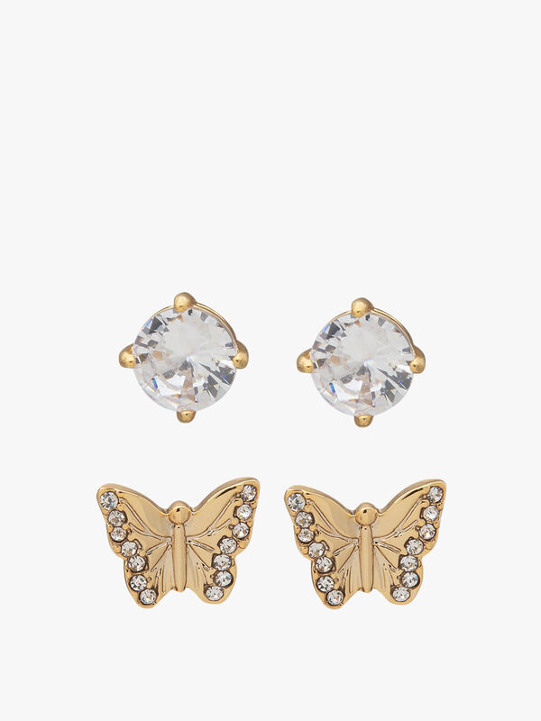 Pe Duo Pave Butterfly