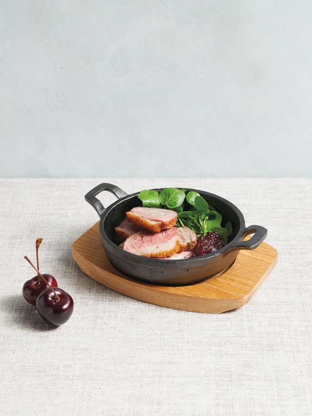 Cast Iron Mini Gratin Dish 12.5cm