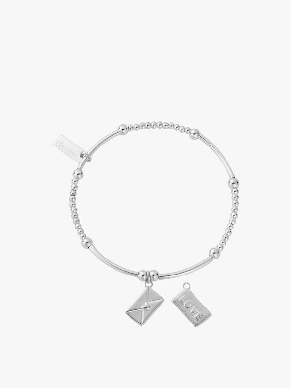 Cute Mini Love Letter Bracelet
