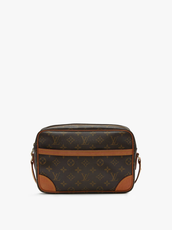 Louis Vuitton Monogram Trocadero 27 Crossbody