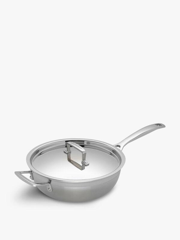 Stainless Steel Pan 24cm