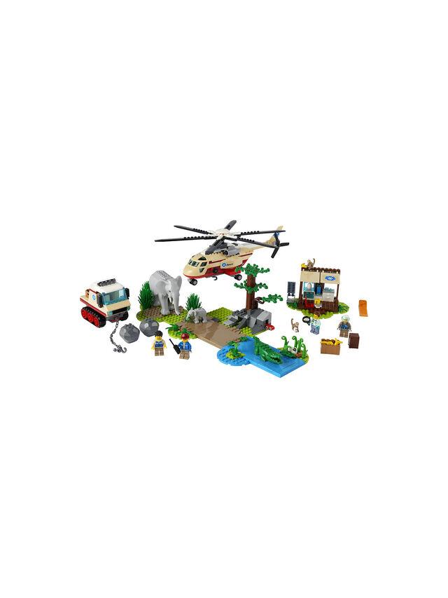 City Wildlife Rescue Operation Vet Set 60302