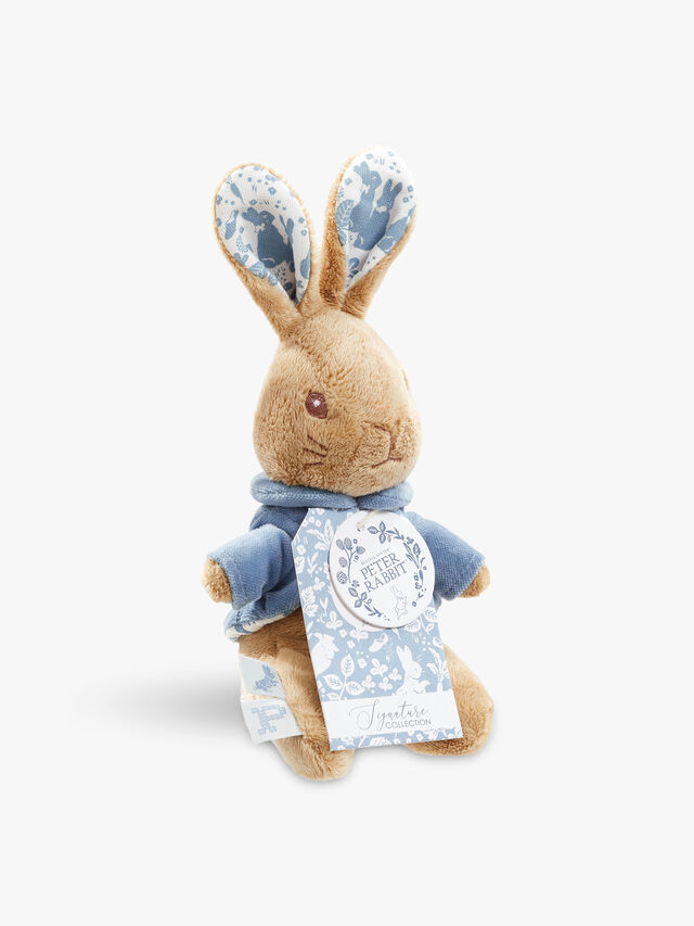 Peter Rabbit Signature Small Toy