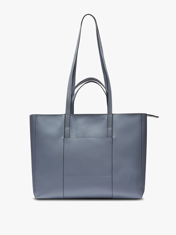 Superlight Zip Top Tote