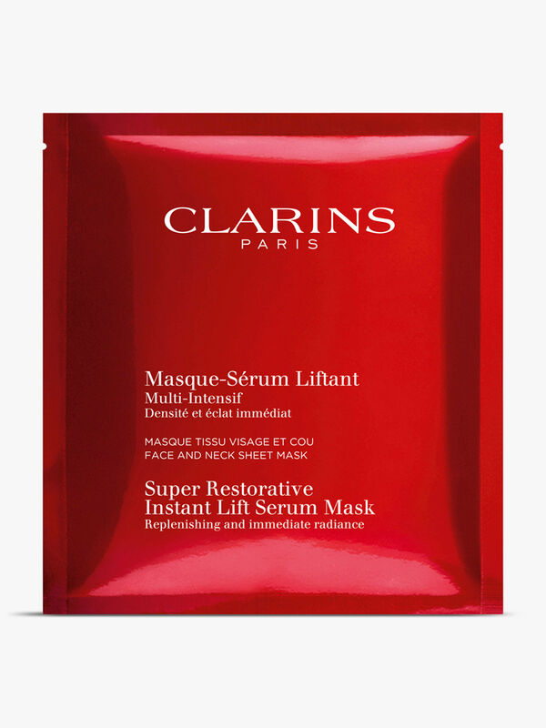 Super Restorative Instant Lift Serum-Mask - Box of 5