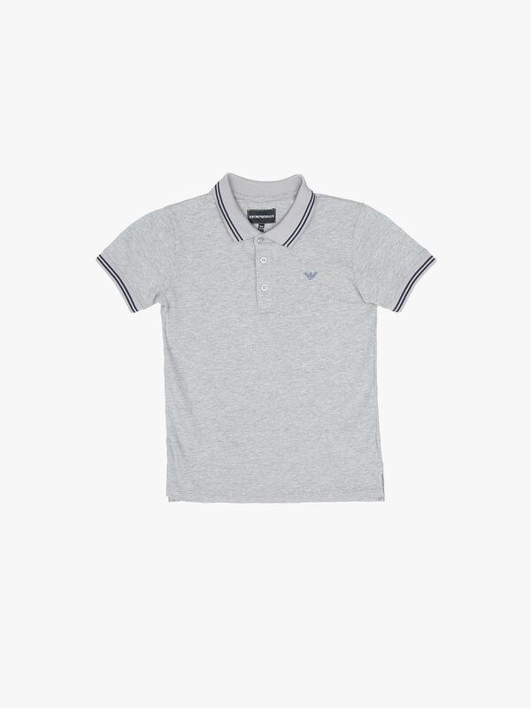 Short Sleeve Small Logo Polo Shirt