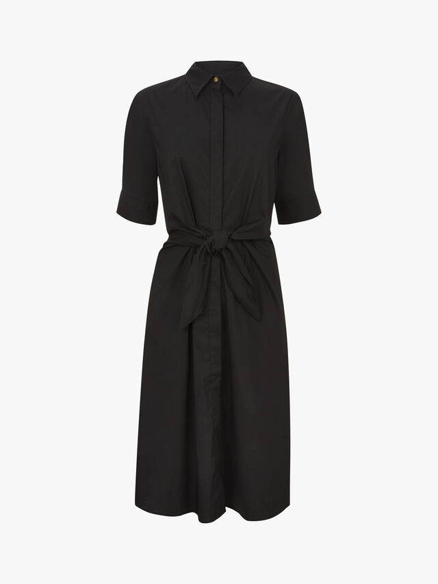 Wakana Elbow Sleeve Casual Dress