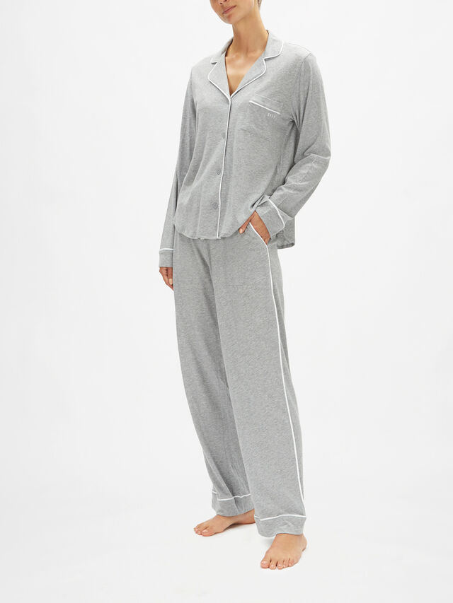 NEW SIGNATURE L/S Top & Pant Sleep Set