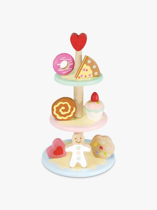 3 Tier Cake Stand Set