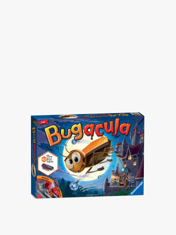 Bugacula Game