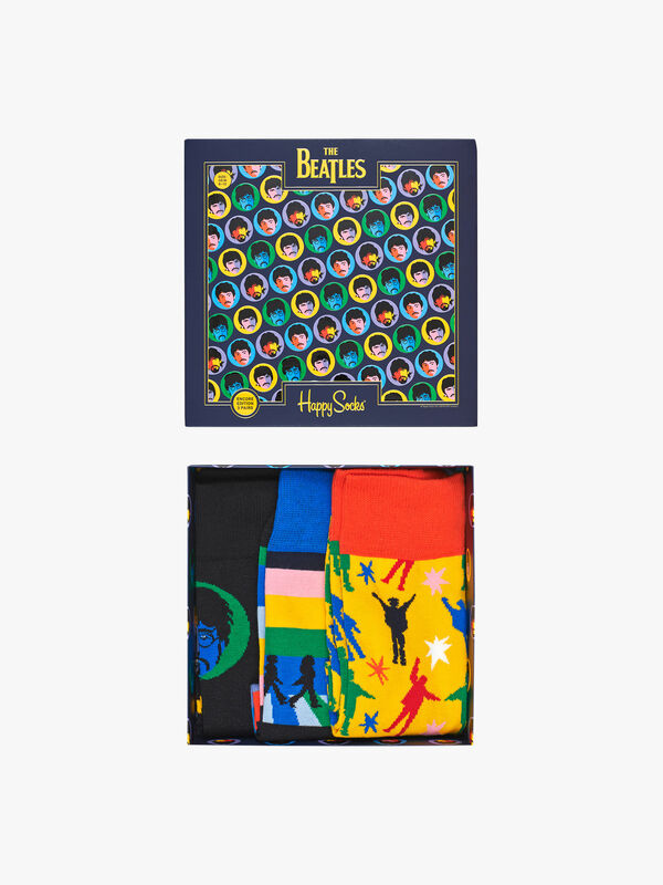 The Beatles 3 Pack Gift Box