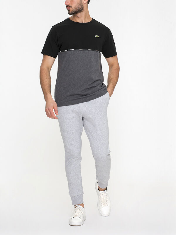 Two-Tone Tape T-Shirt