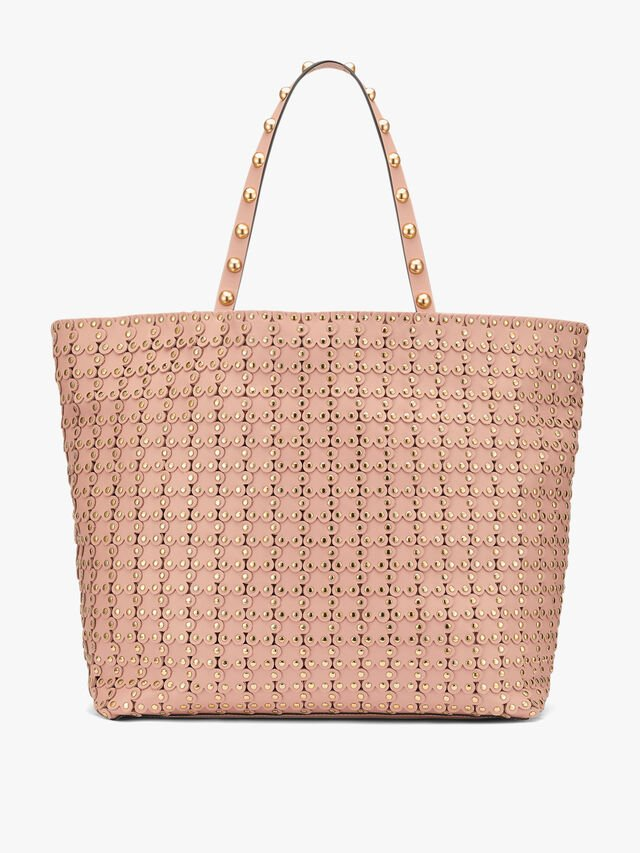 Flower Puzzle Tote