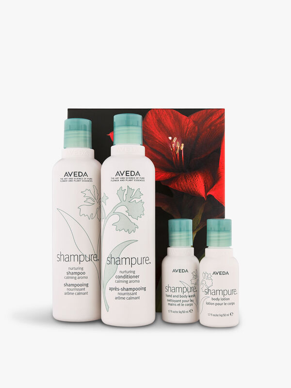 Shampure Calming Hair and  Body Set