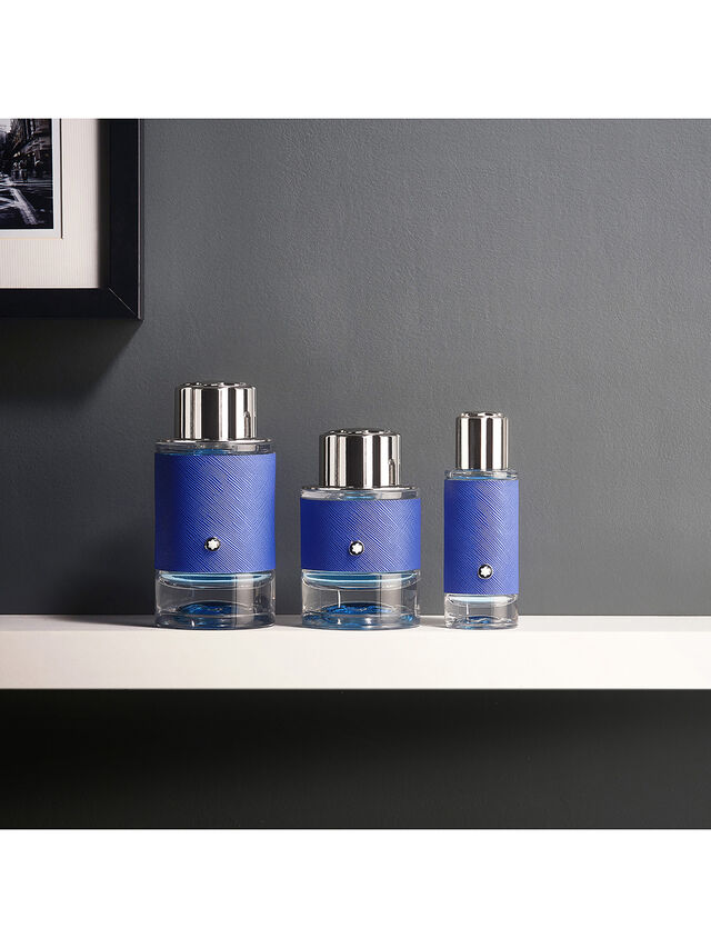 Montblanc Explorer Ultra Blue Eau De Parfum