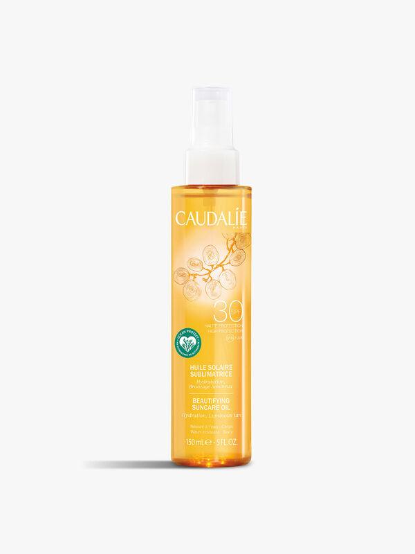 Beautifying Suncare Oil SPF 30