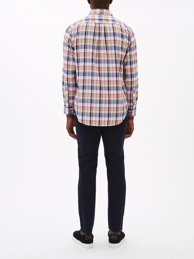 Regular Fit Gingham Oxford Shirt