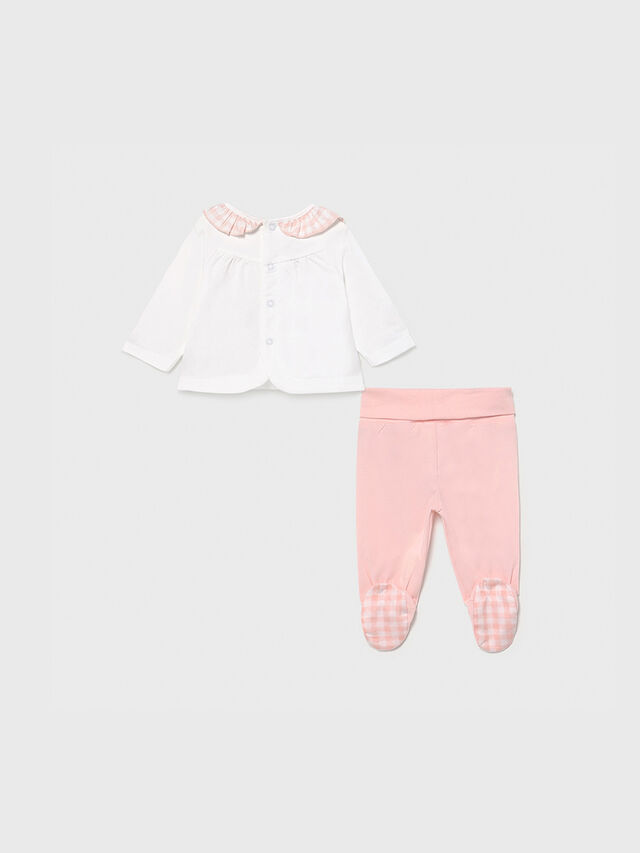 Footie Two Piece Set Dragonfly