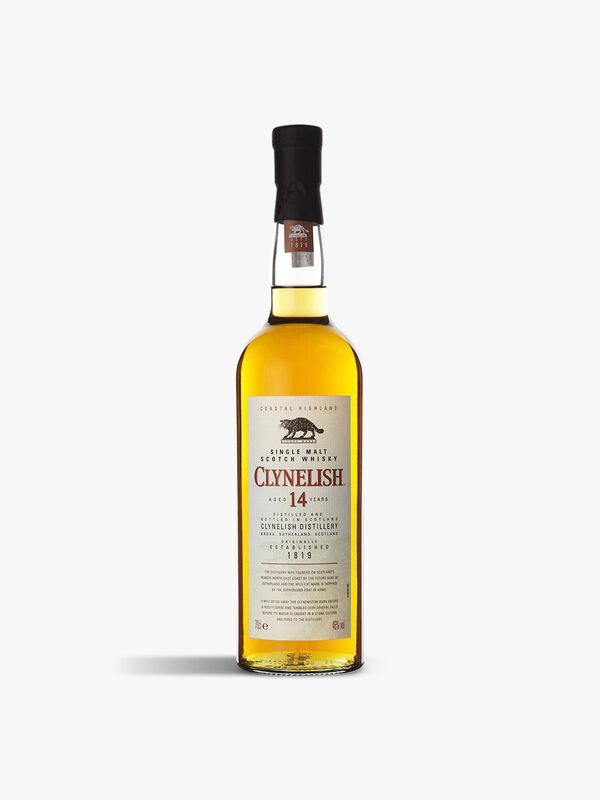 Clynelish Single Malt Whisky 70cl