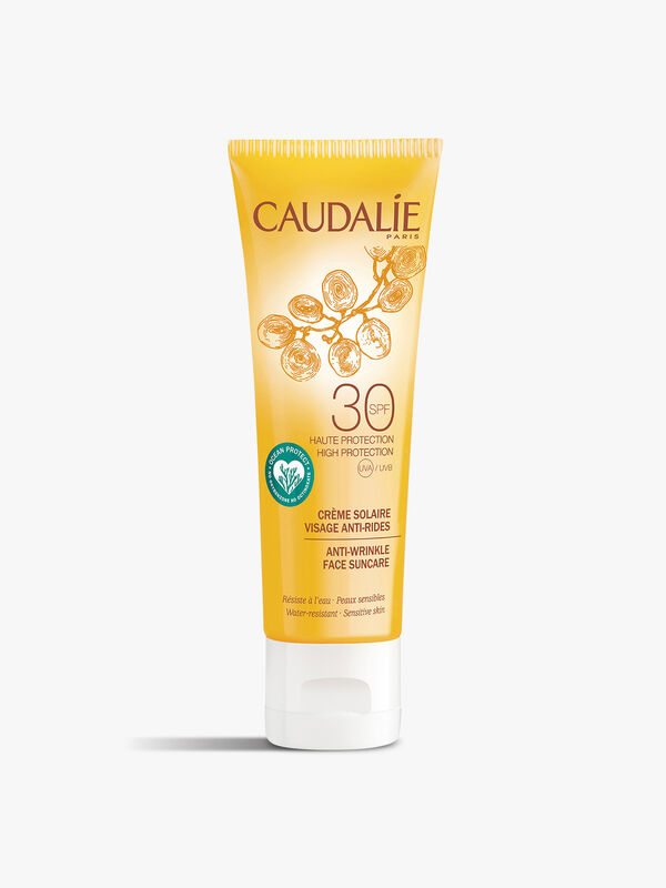 Anti-Wrinkle Face Suncare SPF 30