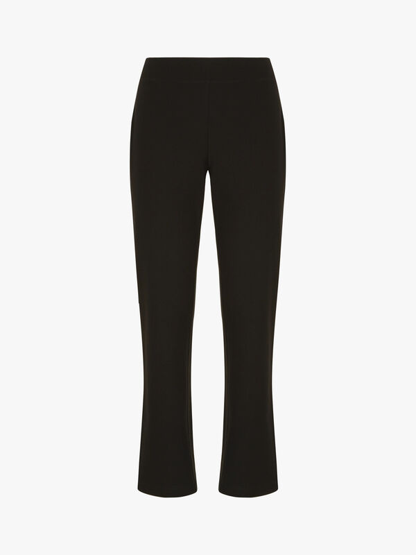 Flare Ankle Trousers
