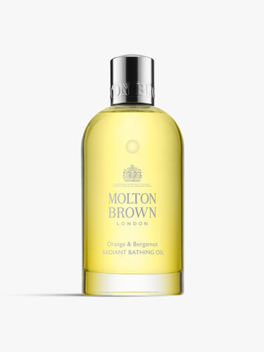 Orange & Bergamot Radiant Bathing Oil