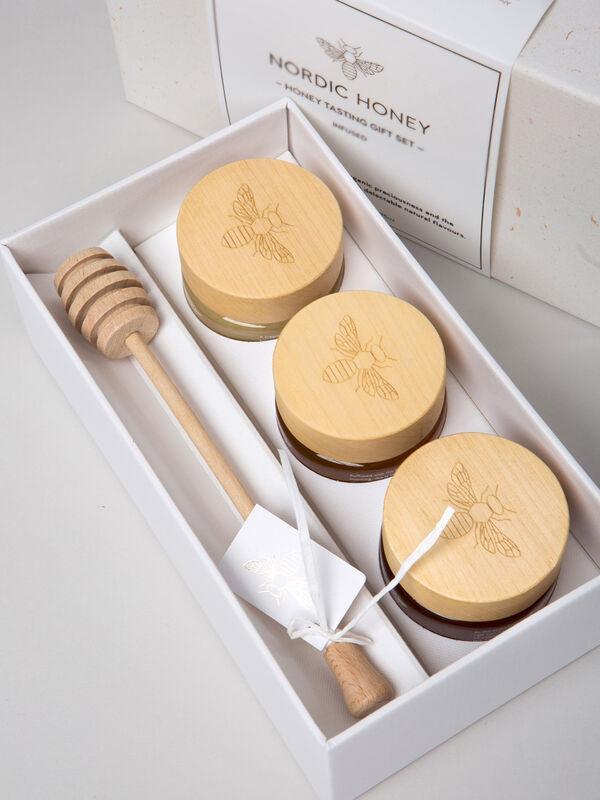 Honey Tasting Gift Set