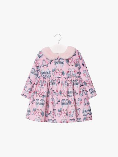 Shoe-Print-Dress-w-Faux-Fur-Trim-0001184568