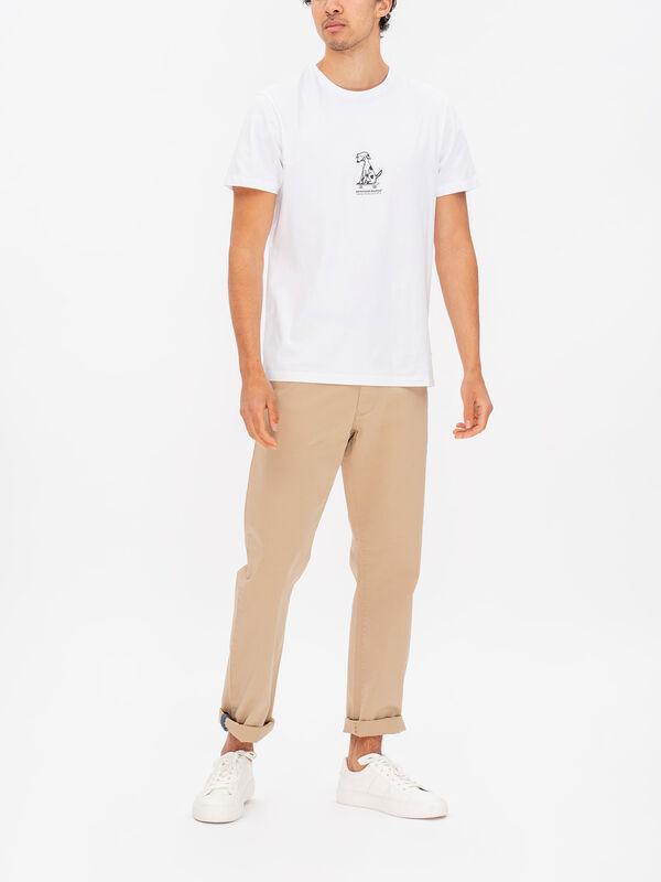Toka Skating Dog T-Shirt