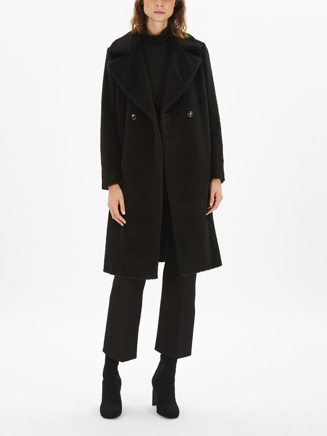 Naro Double Breasted Coat