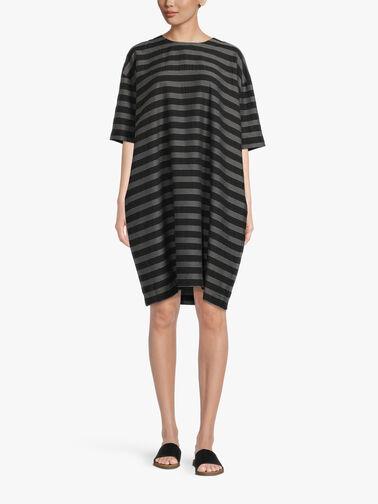 Nasla-Crop-Slv-Stripe-Midi-Dress-1003403