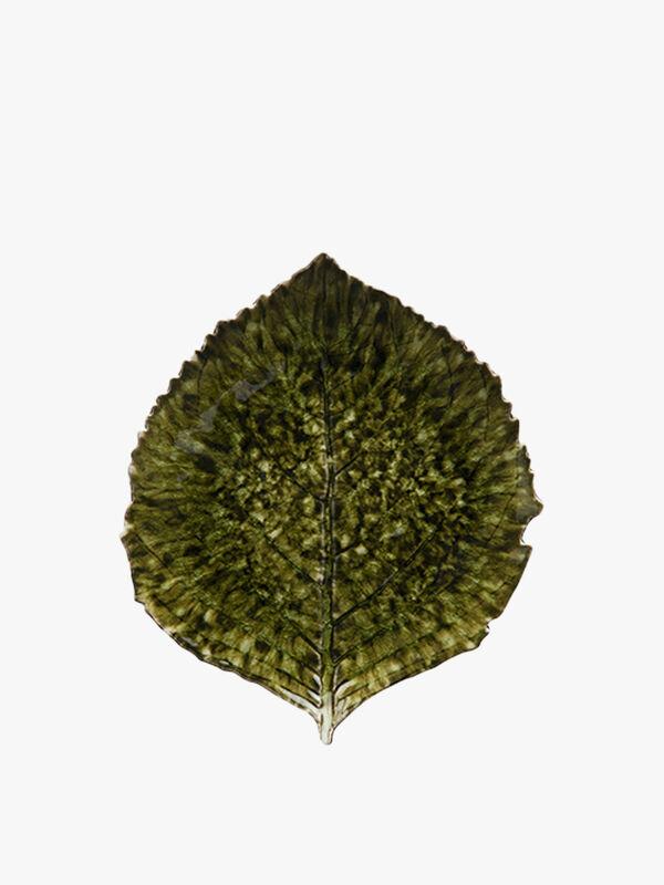 Riviera Forets Hydrangea Leaf Plate