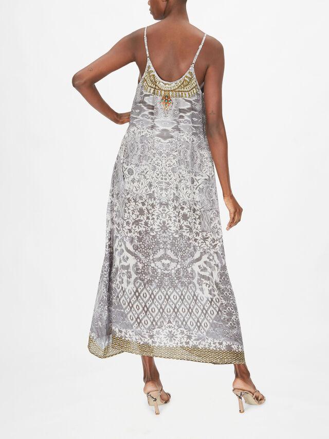 Strap Maxi Dress