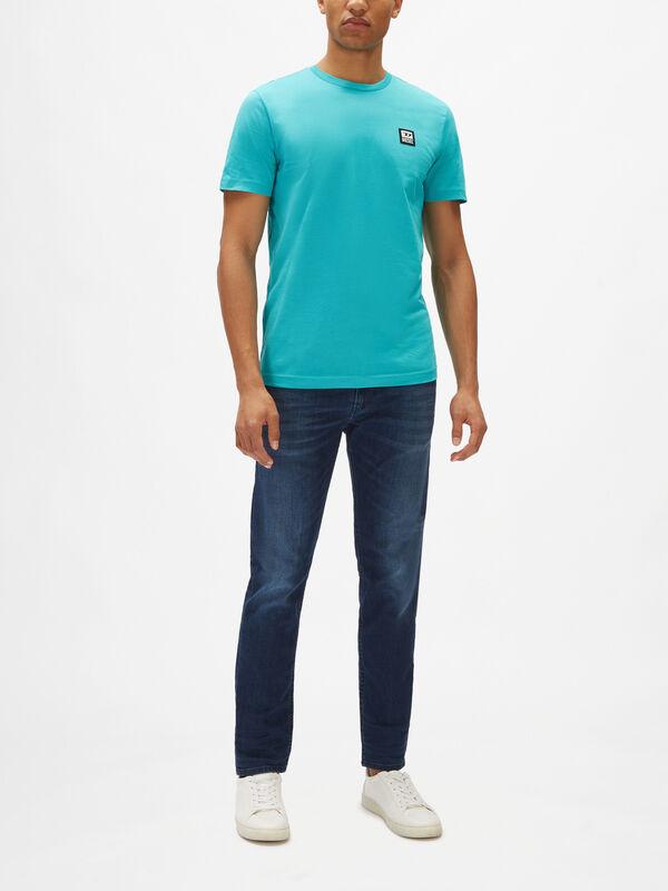 T-Diegos-K30 Slim Logo T-Shirt