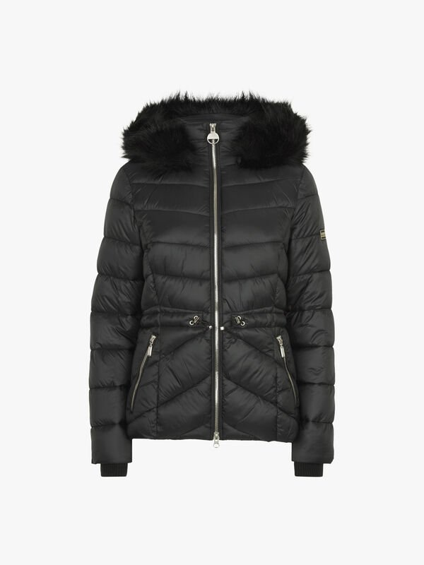 Island Quilted Jacket