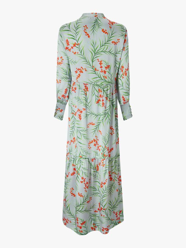 Bunny Silk Satin Dress