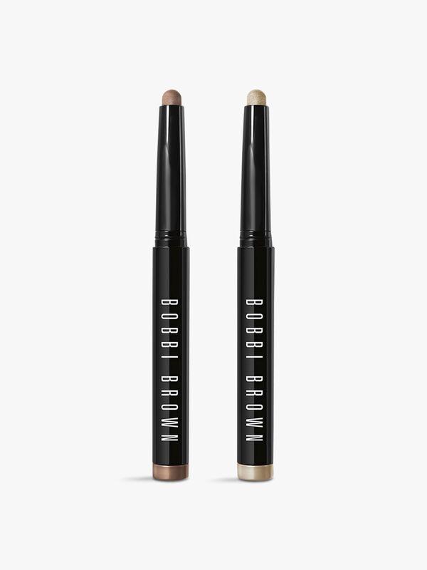 Long-Wear Cream Shadow Stick Duos