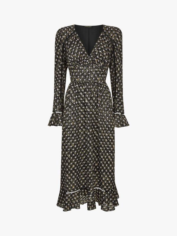 William Midi Dress