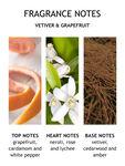 Vetiver & Grapefruit Deodorant