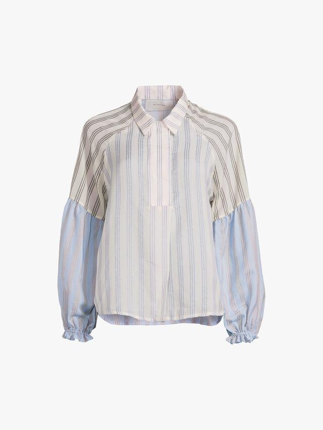 Pineapple Striped Shirt