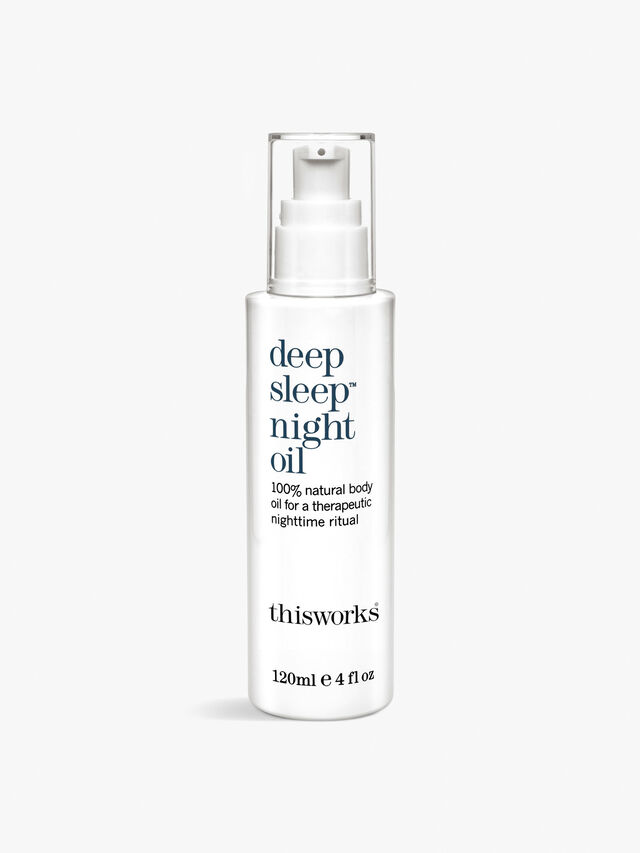 Deep Sleep Night Oil