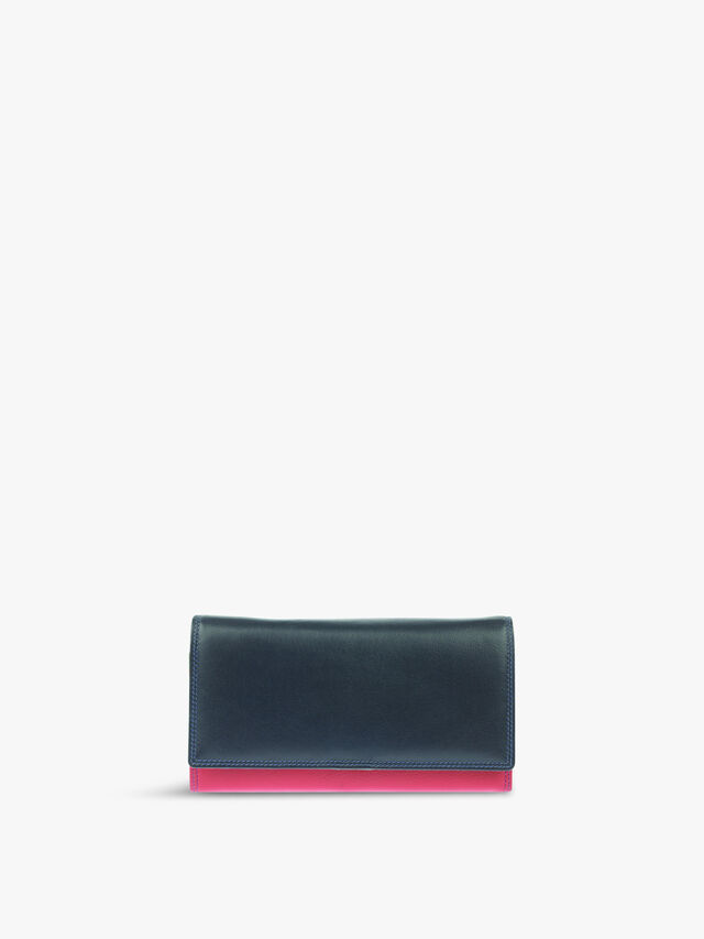 Large Flap Over Purse