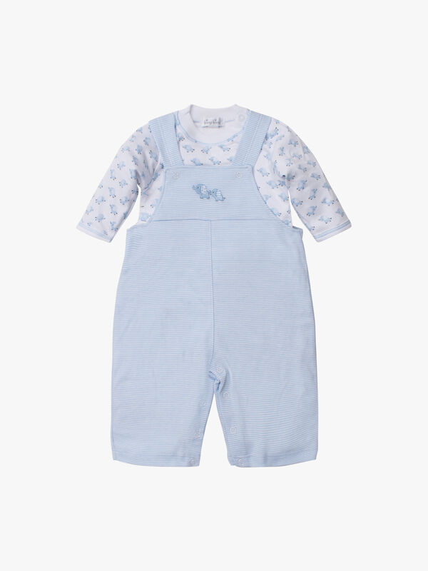 Baby Trunks Overall Set