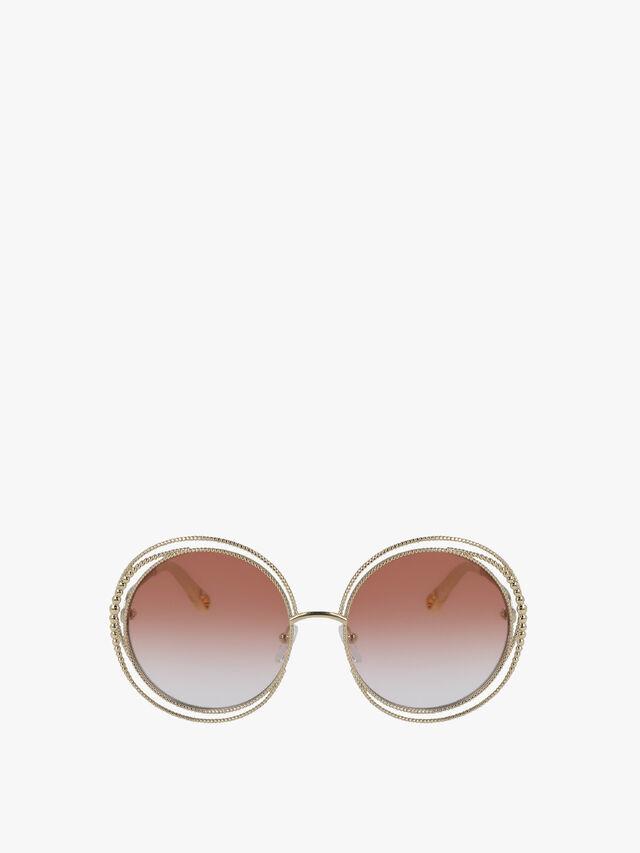 Carlina Round Edge Sunglasses