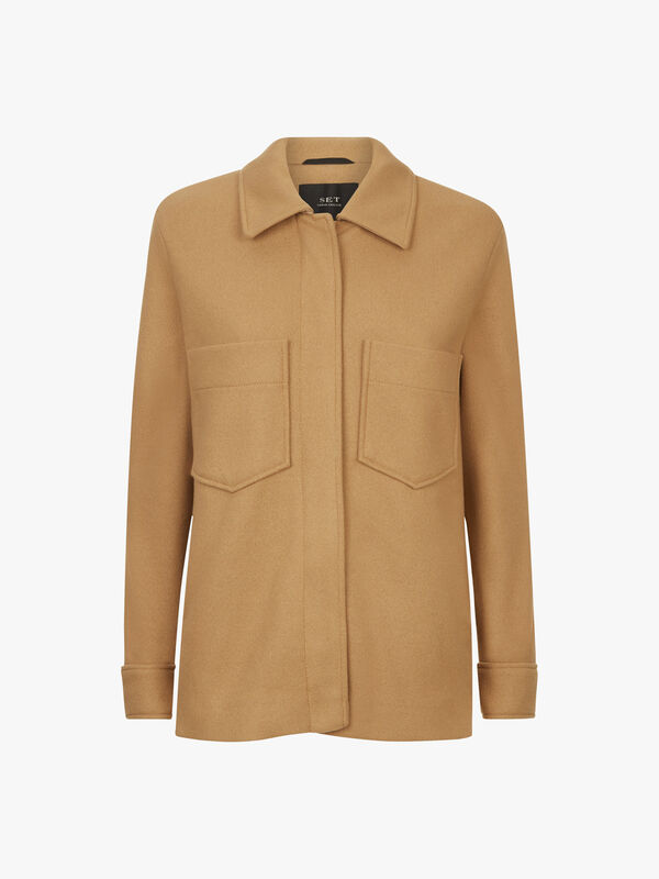 Police Pocket Jacket