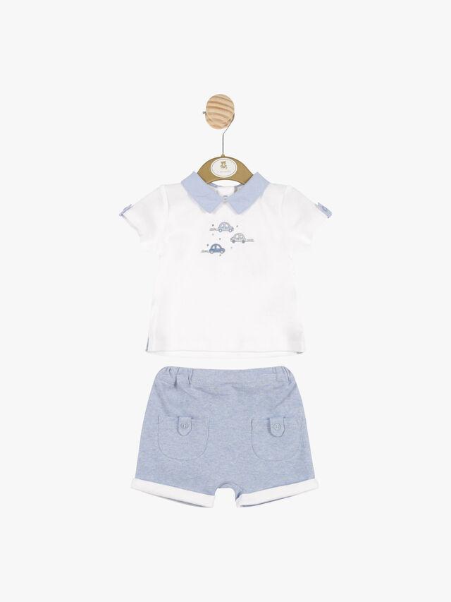 Tshirt and Shorts
