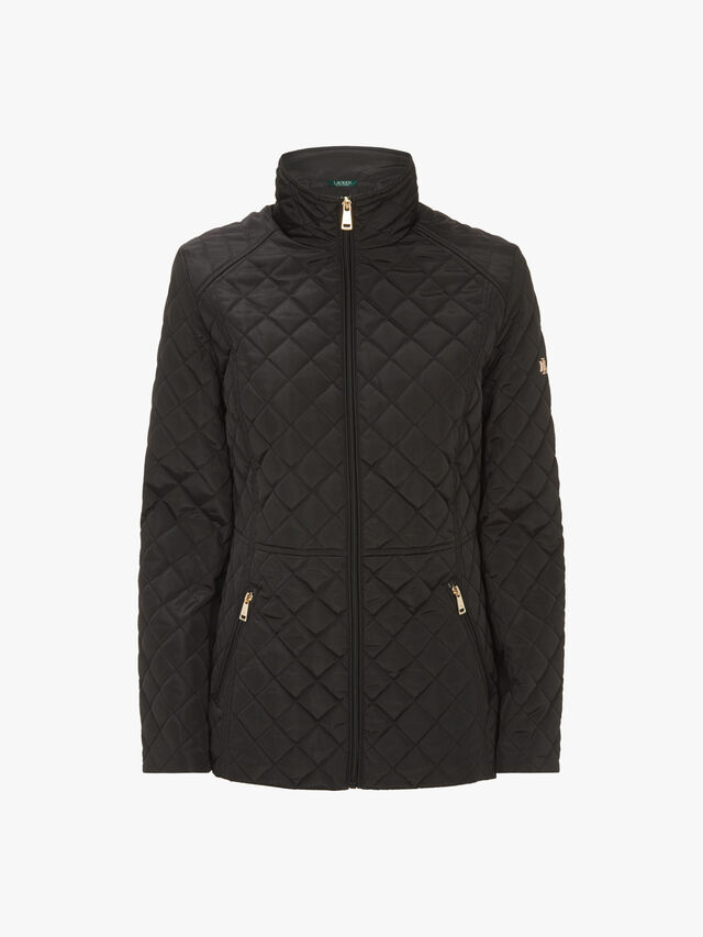 Waist Quilt Jacket